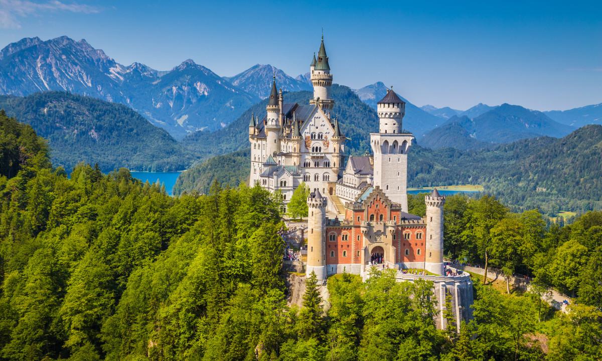 Tyskland Camping Pa De Bedste Og Flotteste Campingpladser