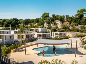 camping, luksuscamping, italien, kroatien, spanien, frankrig, mobihomes
