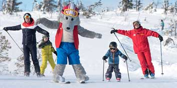 junior weeks, stöten, gratis liftkort, skileje, skiskole