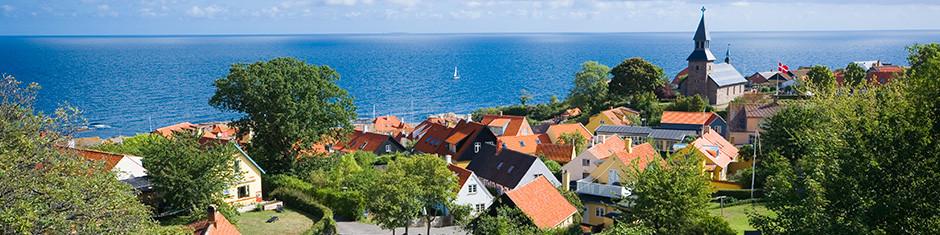 Sommerferie, Bornholm