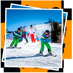 skiferie, skirejser, ski