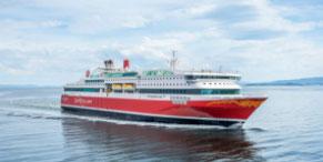 skiferie, færge, Fjordline; DFDS seaways, Stena Line, oslo, Langesund, Göteborg