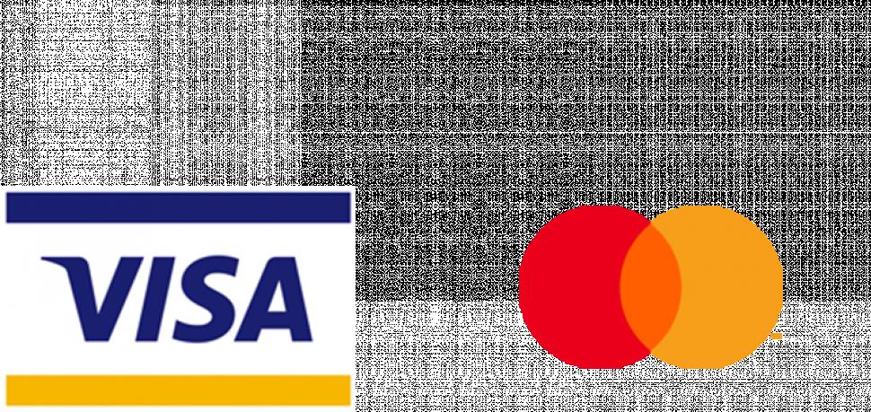 Paiement Visa et Mastercard - Allcamps