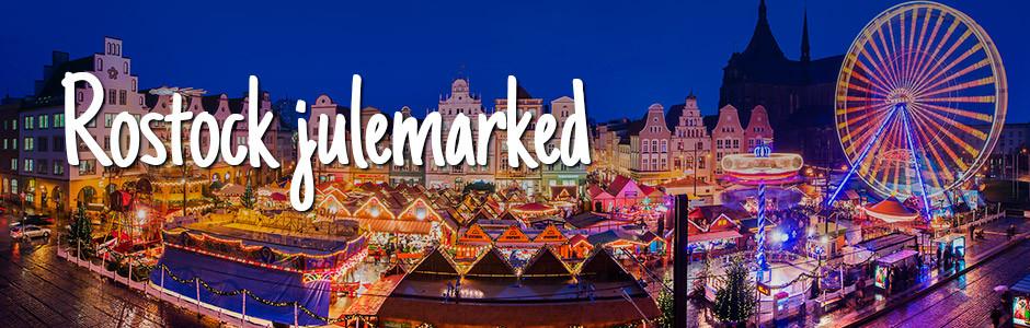 Rostock, julemarked, friferie