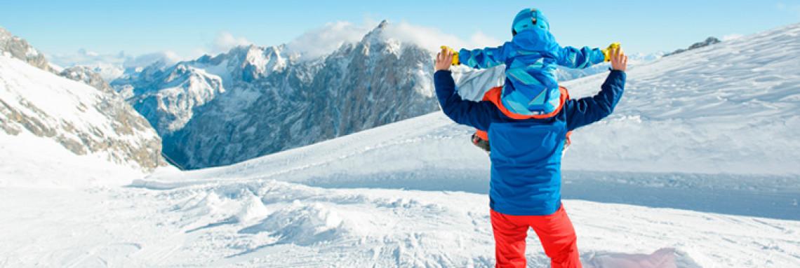 Inspiration til skiferien
