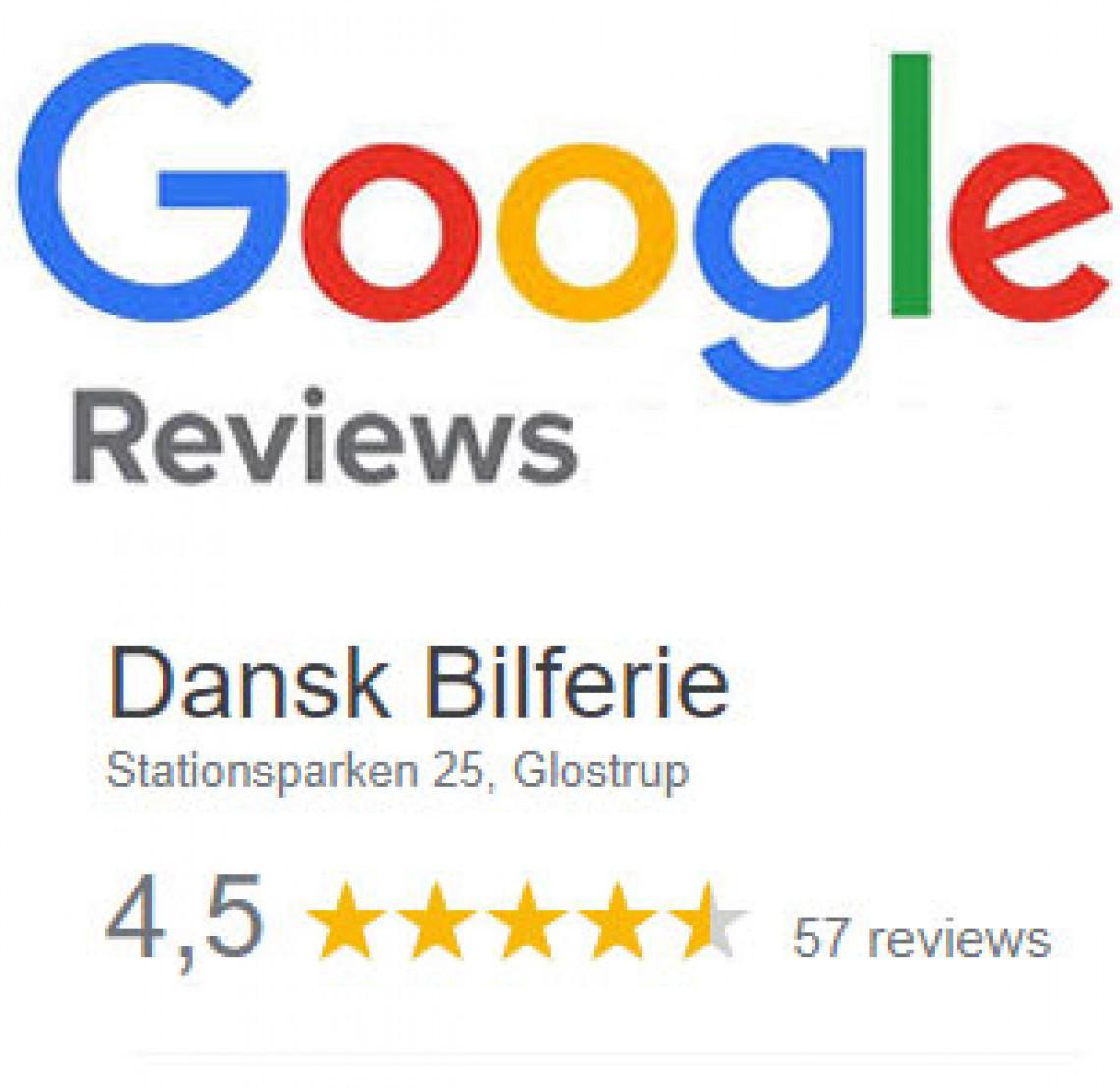 Feriebolig - Google anmeldelser / reviews - Dansk Bilferie