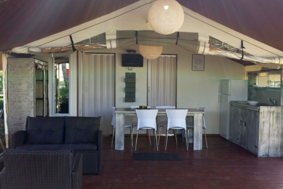 Camping Lanterna Istrien