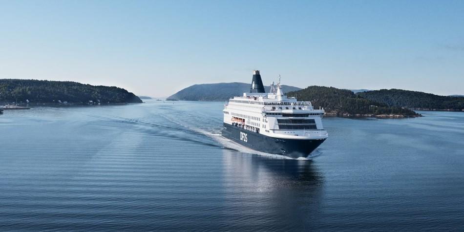 DFDS, Oslobåden, Oslofærgen