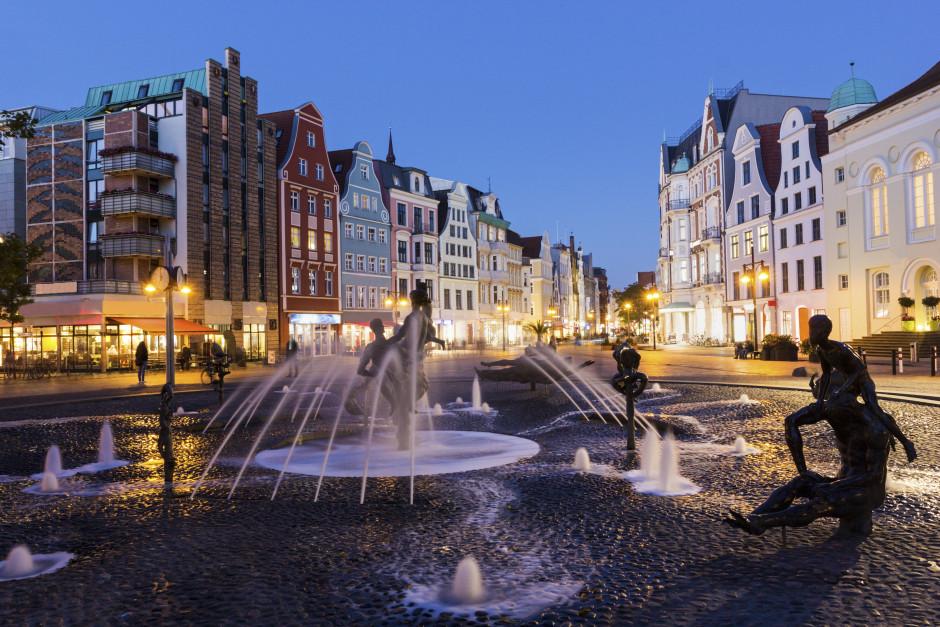 Springvand i Rostock