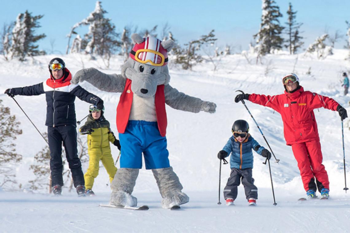 junior weeks, stöten, skiferie, gratis liftkort