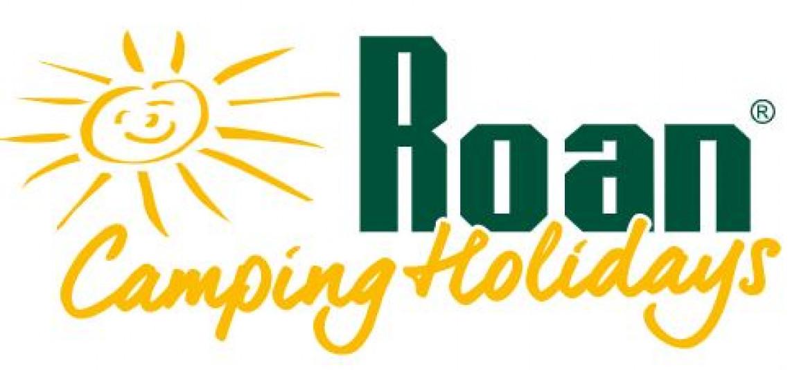 Roan camping holidays logo