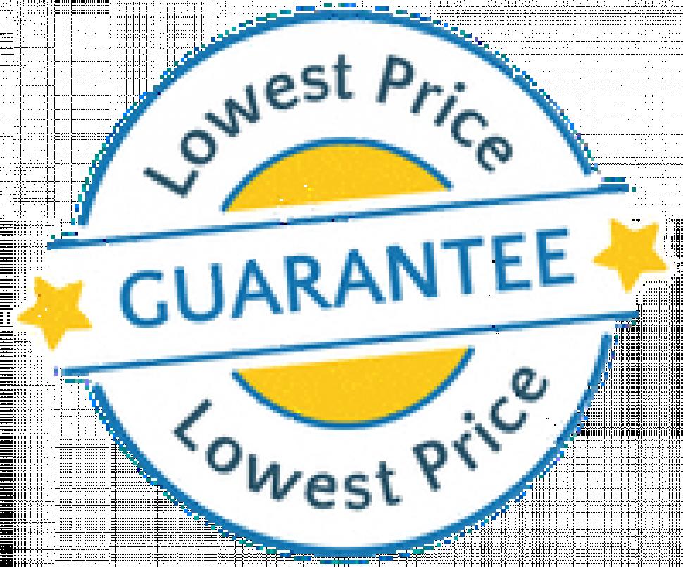 Allcamp's lowest price guarantee