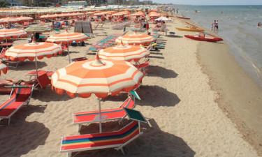 Strand og vandsjov