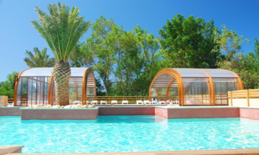 Camping La Chapelle in Languedoc