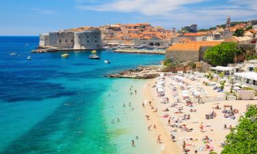 Strandok és természet Horvátországban