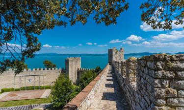 Wakacje nad Jeziorem Trazymeńskim