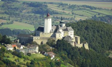 A burgenlandi régió városai - Kempingezés