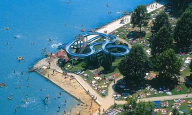 Strand, pool og vandsport