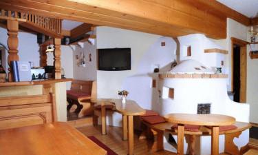 Mere om Appartement Alpina