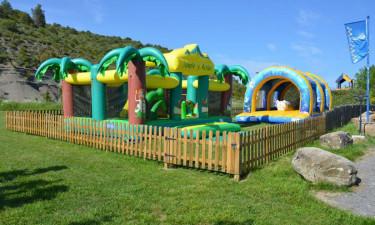 Faciliteter og aktiviteter på Camping Saint Amand