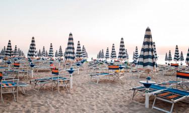 Camping Salinello ved Adriaterhavet