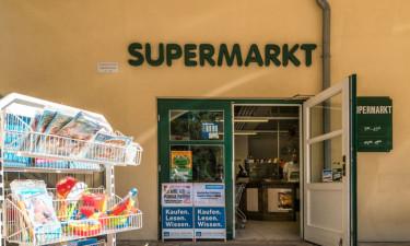 Flere restauranter, barer og supermarked