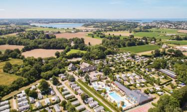 5-stjernet plads i Frankrig til hele familien
