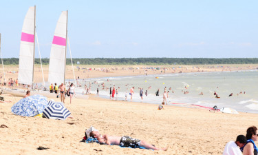 Basen i plaża