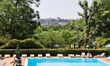 Camping Colleverde in der Toskana
