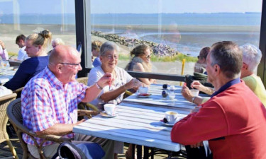 Restaurant Camping Scheldeoord in Zeeland