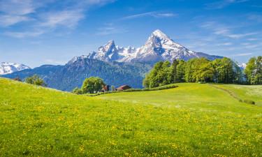 Campingplätze Bayern