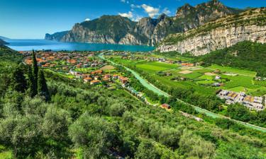 Camping Daino tæt på Gardasøen