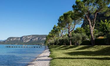 Oplevelser i området ved Gardasøen