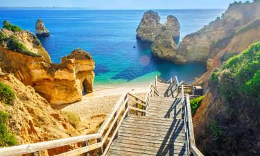 Camping i Portual på Europas smukkeste kyst