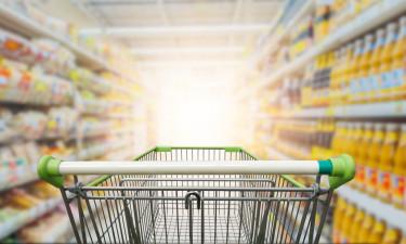 Indkøbs- og spisemuligheder