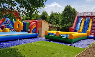 Gode faciliteter og sjove aktiviteter