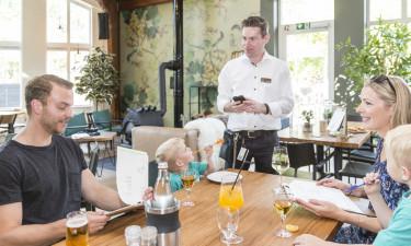 Restaurant, snackbar, take-away og vinsmagning