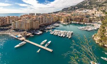 Oplev Den Franske Riviera
