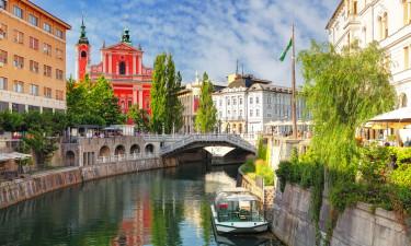 Interessante slovenske byer