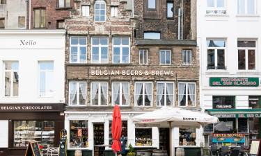 Flere spændende oplevelser i Flandern
