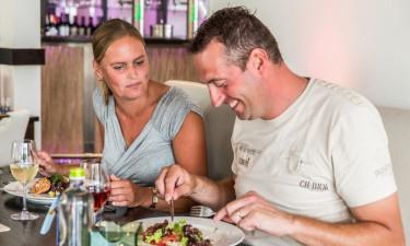 Spis lækre måltider både ude eller hjemme