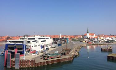 Færge til Bornholm til Friferies pakkepriser