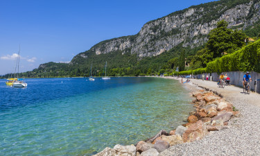 Gardasøen: En helt perfekt badesø