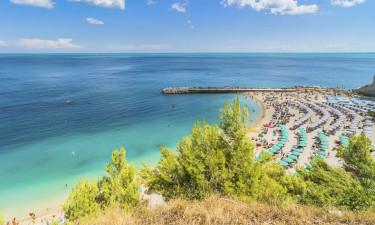 Strande og seværdigheder i Italien