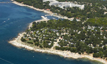 Zelena Laguna Chorwacja camping