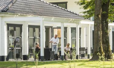Moderne og hyggelige feriehuse på Mooi Zutendaal
