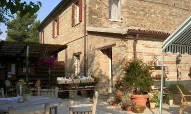Nyd campingpladsens italienske restaurant