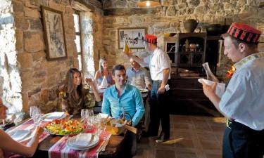 Indlogering på Villas Kornati