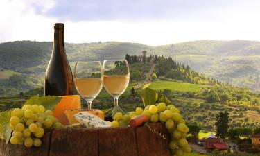 Alt godt fra nærområdet i Toscana