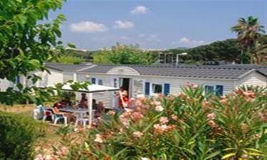 Om Camping El Pinar ved Costa Brava
